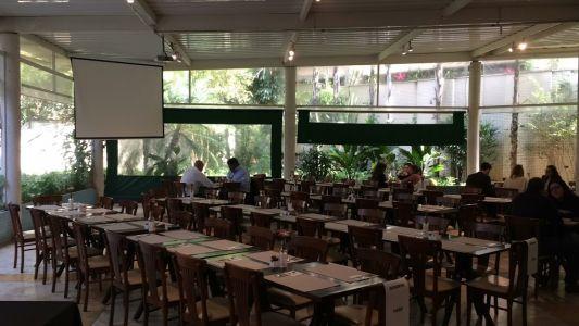 Restaurante - Área Externa