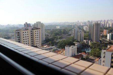 Vista do 19º Andar - Apartamento Standard