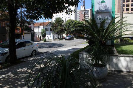Entrada - Acesso à Rua Doutor Diogo de Faria