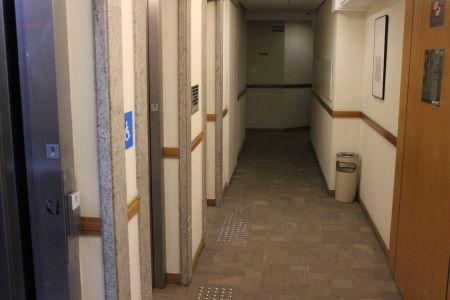 Elevadores e Acesso aos Apartamentos